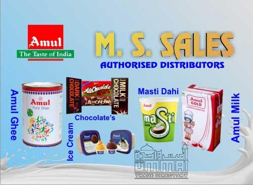 M.S Sales