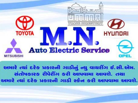 M.N. Auto Electric Service