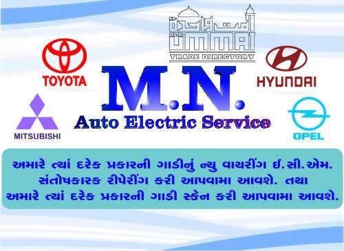 M.N. Auto Electric Service